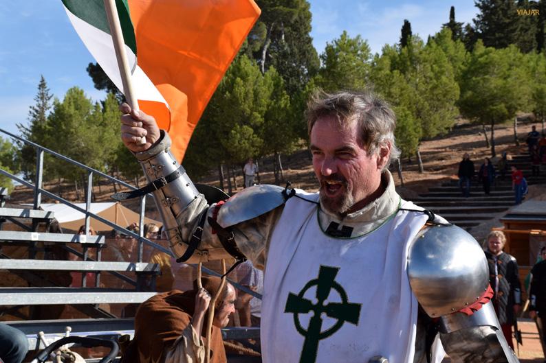 A por la victoria. I Torneo Internacional de Combate Medieval