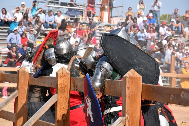 Choque de aceros. I Torneo Internacional de Combate Medieval