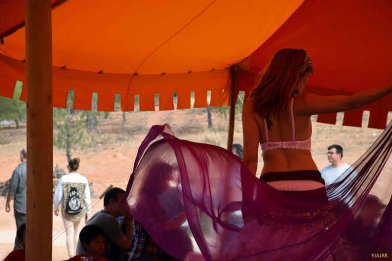 Danza del vientre. I Torneo Internacional de Combate Medieval