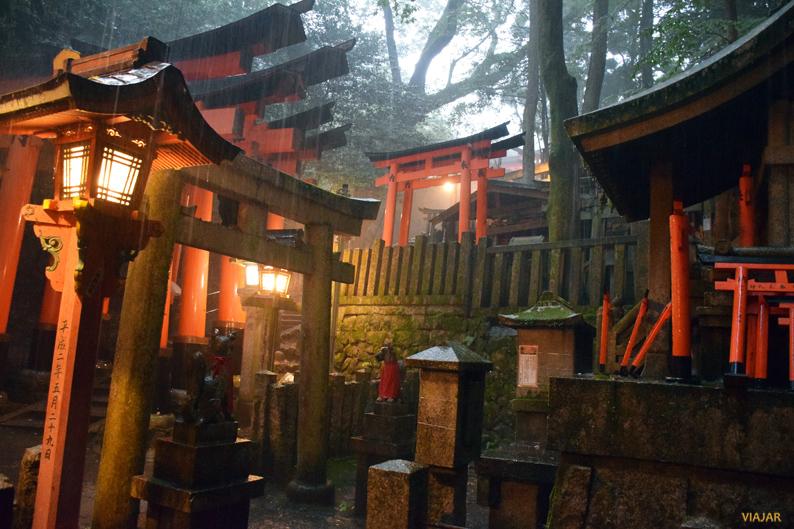Fushimi Inari, uno de los rincones más bellos de Japón