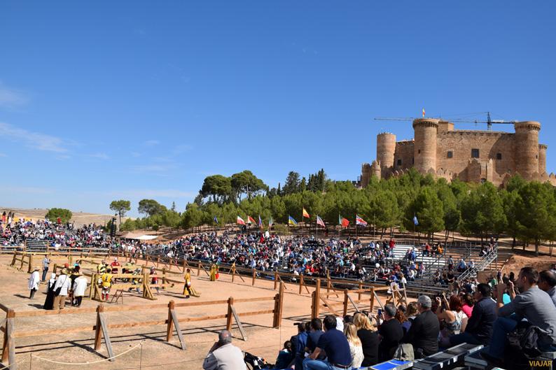I Torneo Internacional de Combate Medieval