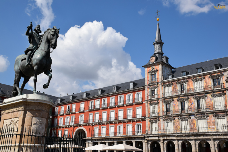 Plaza Mayor. Madrid