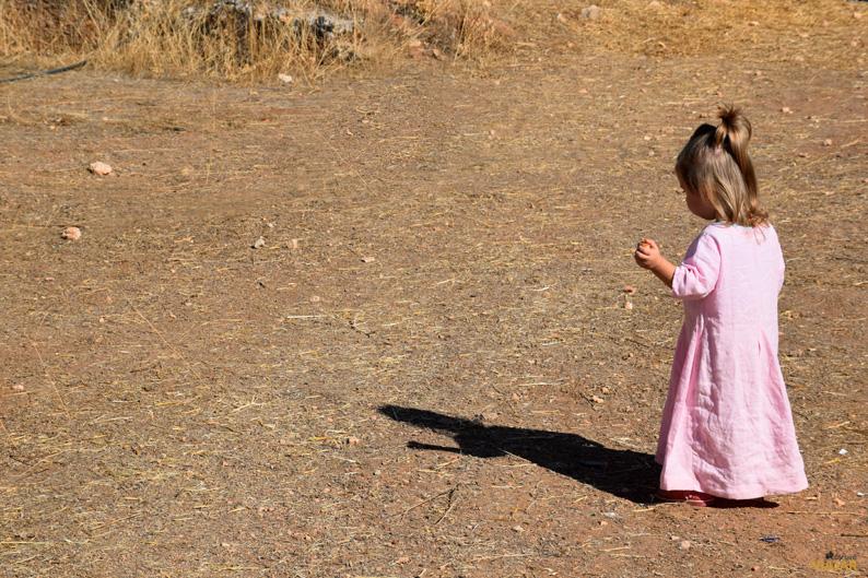 Una pequeña damisela. I Torneo Internacional de Combate Medieval