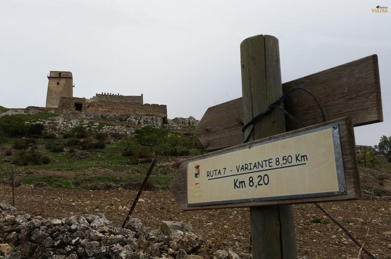 Castillo de Taibilla, Nerpio. Sierra del Segura