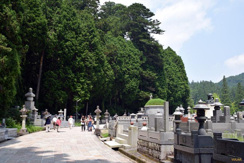 Cementerio de Okunoin. Japón