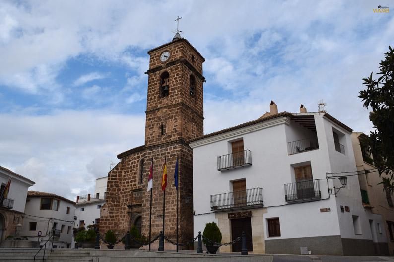 Iglesia de la Asunción, Letur. Sierra del Segura