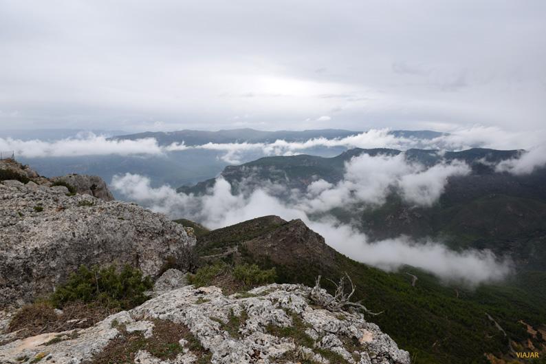 Monte Ardal. Sierra del Segura