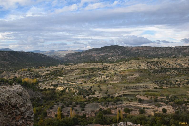 Paisajes de la Sierra del Segura