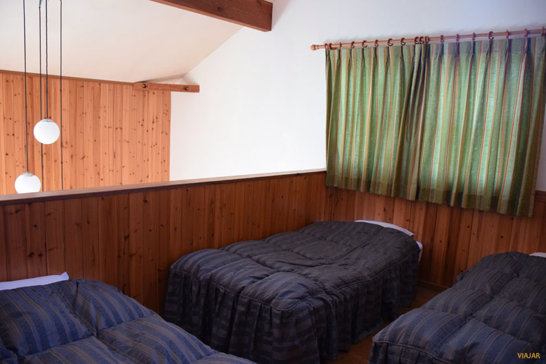 Habitación triple. Lake Villa Kawaguchiko