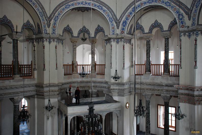 Pequeña Santa Sofía. Estambul