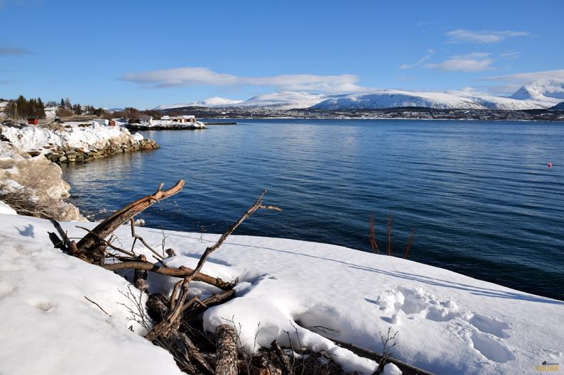 Kirkenes. Laponia noruega