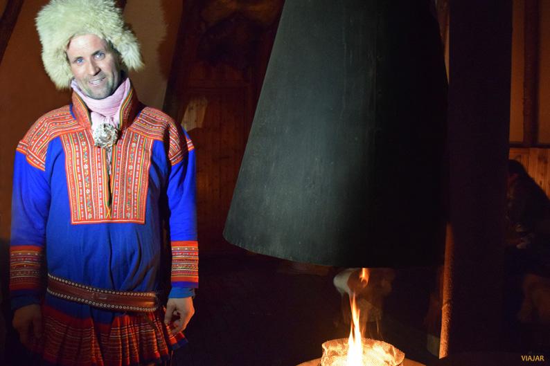 Sami. Laponia noruega