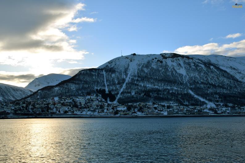 Tromsø. Laponia noruega