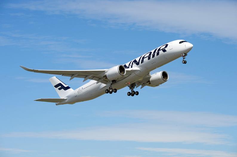Finnair A350 XWB © Master Films