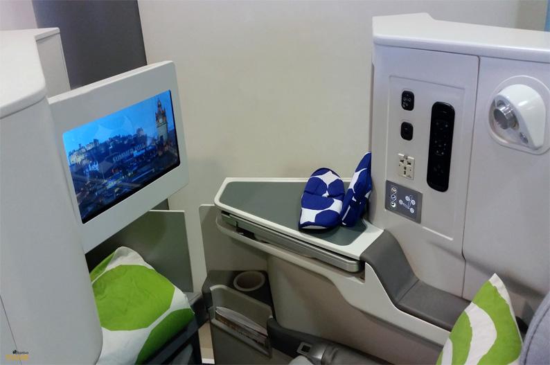 Finnair A350 XWB clase business