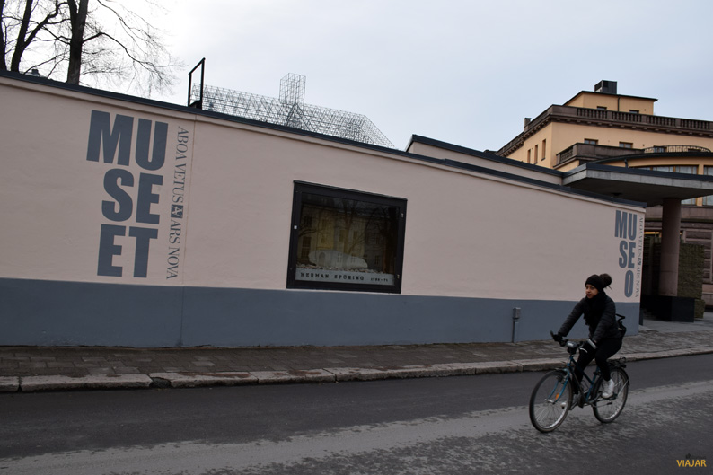 Museo Aboa Vetus & Ars Nova. Turku