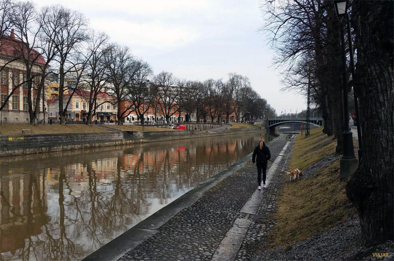 Riberas del Aura. Turku