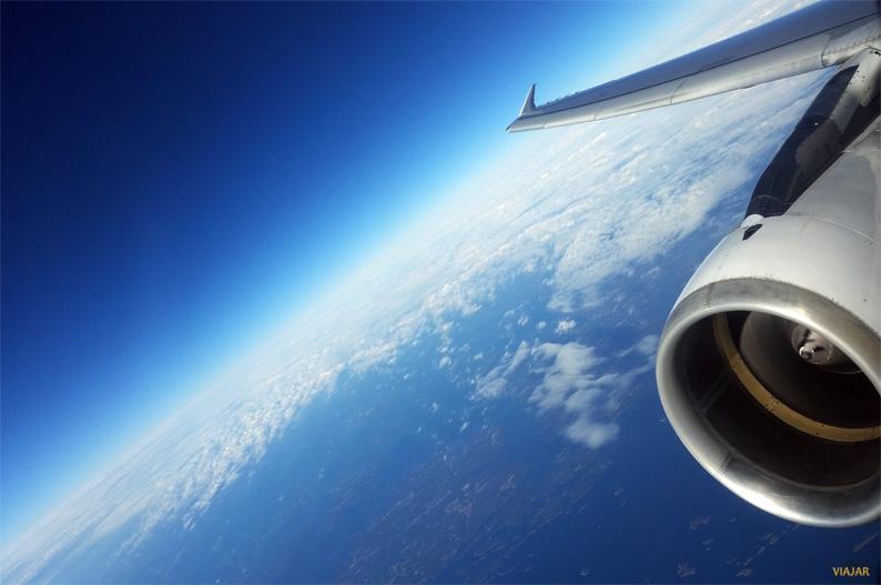 Volando con Finnair