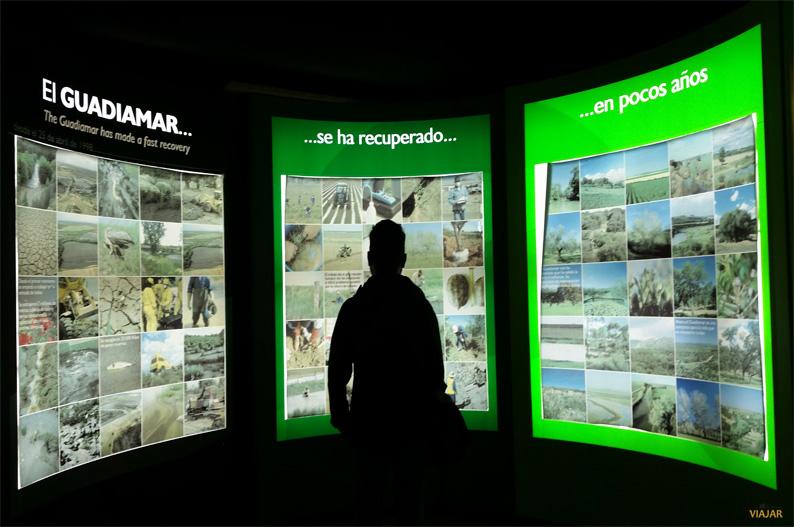 Centro de Visitantes del Guadiamar. Provincia de Sevilla