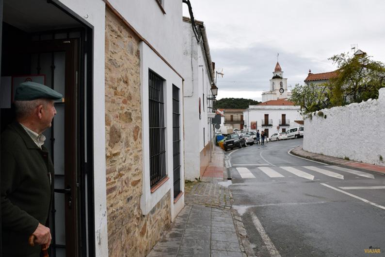 San Nicolás del Puerto. Provincia de Sevilla