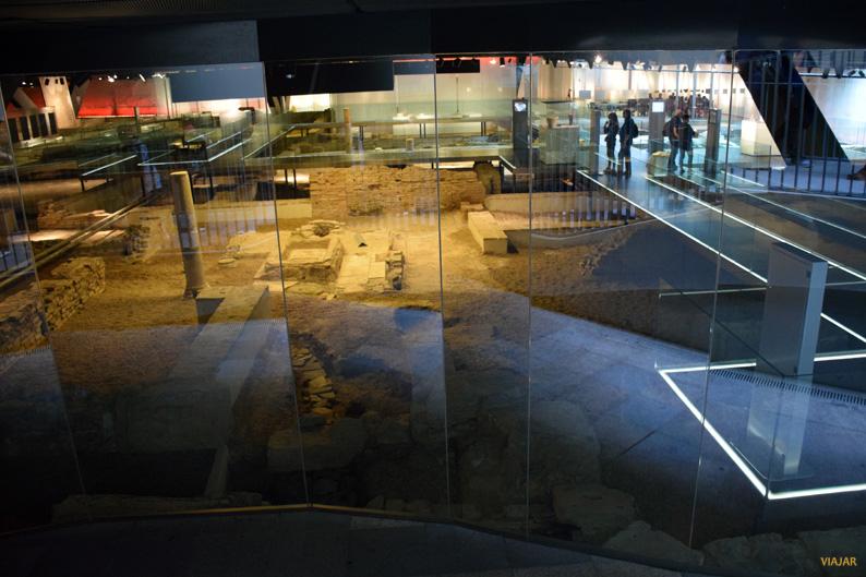 Antiquarium. Setas de Sevilla