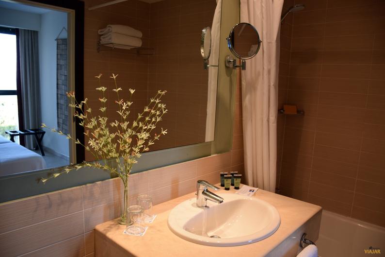 Baño. Hotel ADH Isla Cristina