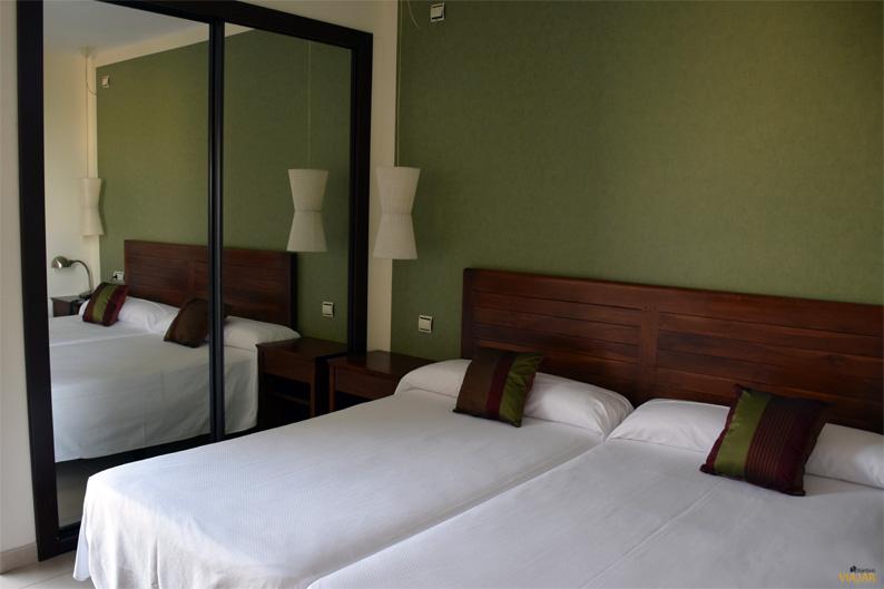 Dormitorio. ADH Isla Cristina