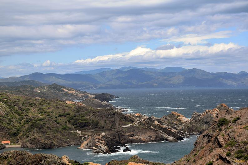 El impresionante litoral del Parque Natural de Cap de Creus