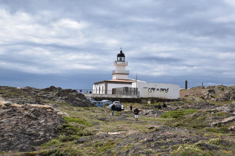 Faro y espacio Cap de Creus. Parque Natural de Cap de Creus