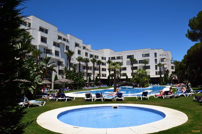 Piscinas. Hotel ADH Isla Cristina