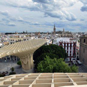 Las Setas de Sevilla, una ventana panorámica a la capital andaluza