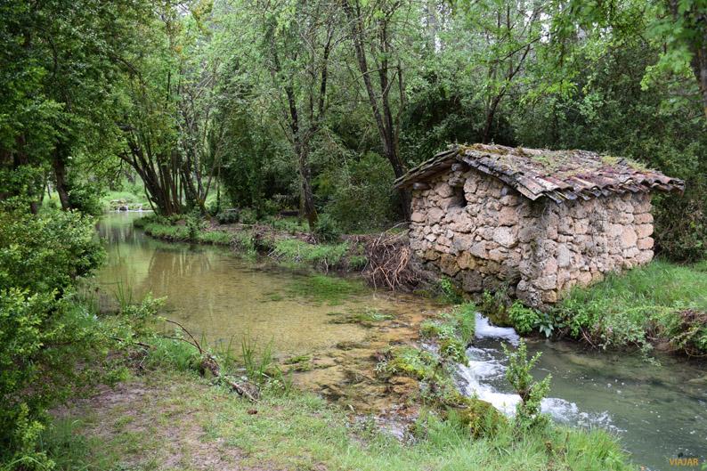 Parque El Hosquillo, provincia de Cuenca
