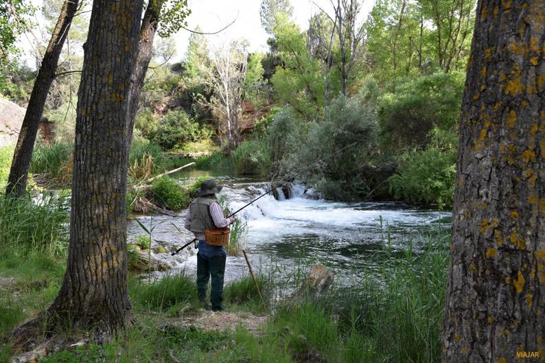 Río Guadiela. Provincia de Cuenca