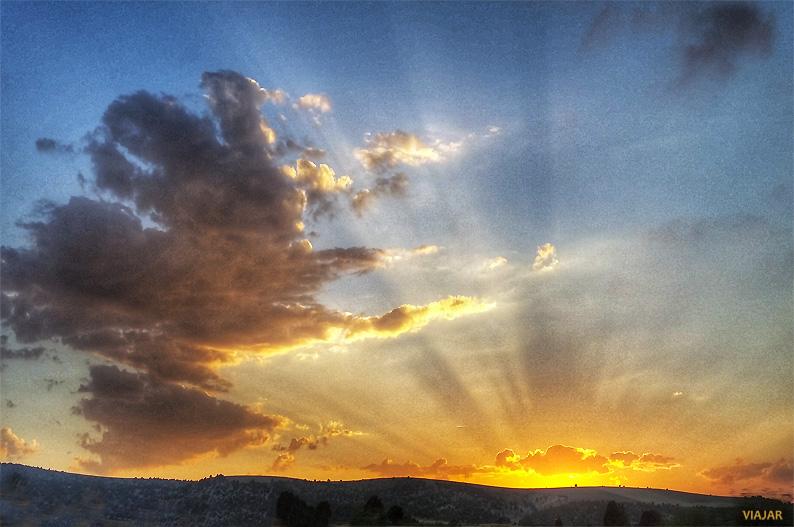 El espectacular cielo de Gúdar-Javalambre
