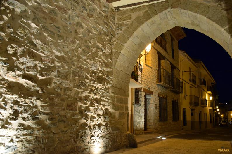 Portal de Teruel. La Puebla de Valverde