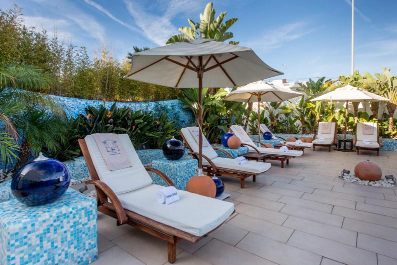Spa. Hotel Las Arenas Balneario Resort