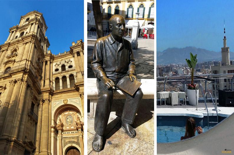Málaga capital. Costa del Sol