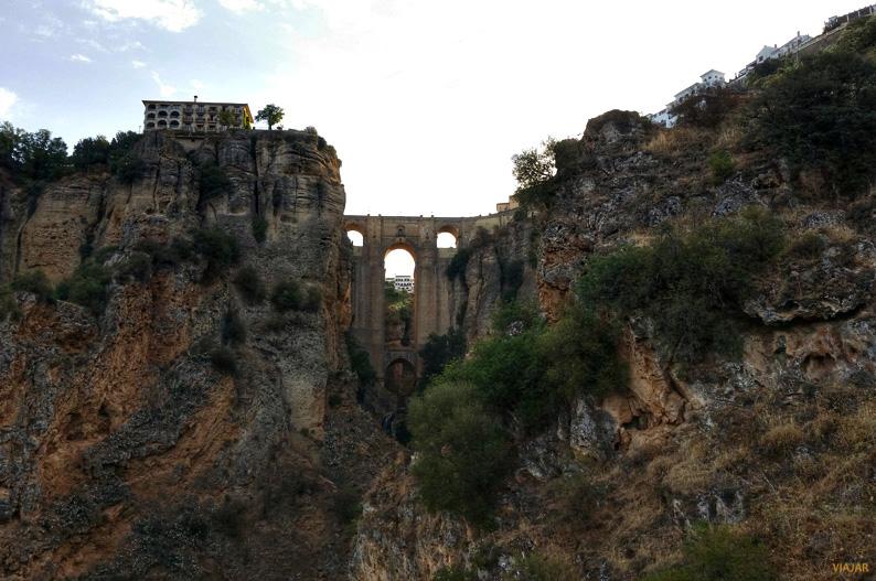 Puente Nuevo, icono de Ronda. Costa del Sol