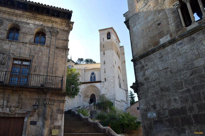 Iglesia de San Pedro de la Rúa. Estella-Lizarra. Navarra