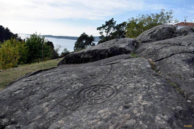 Petroglifos de Mogor. Terras de Pontevedra