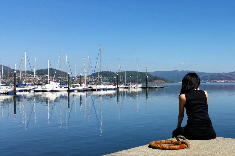 Puerto de San Adrián de Cobres. Vilaboa. Terras de Pontevedra