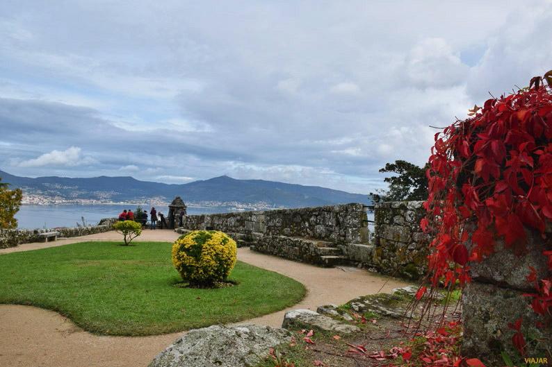Castillo de O Castro, las mejores vistas de Vigo