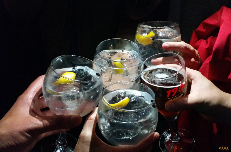 De copas por Vigo