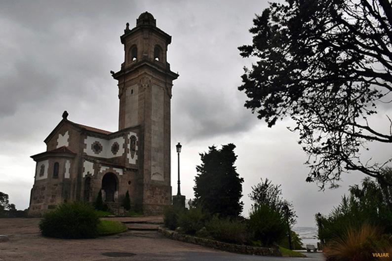 Ermita de A Nosa Señora das Neves. Monte de A Guía. Vigo