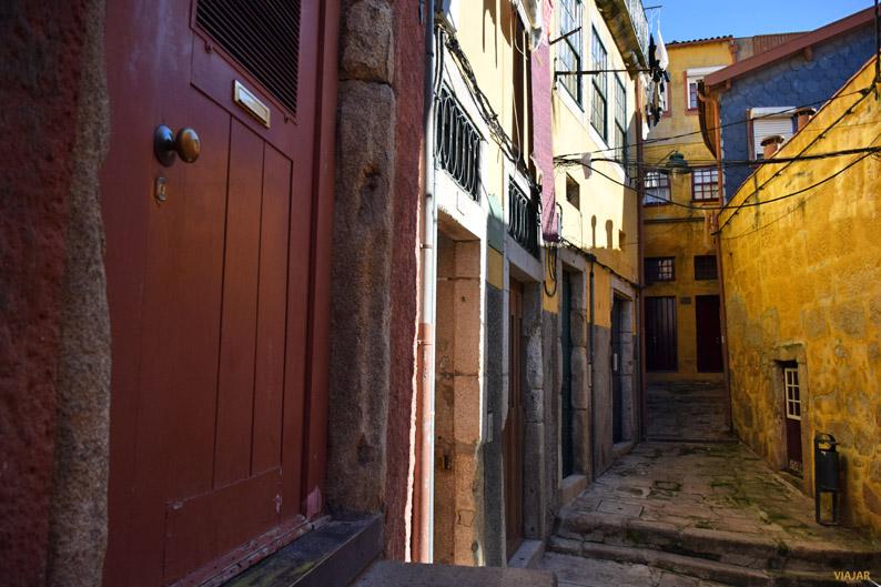Barrio de Barredo. Oport