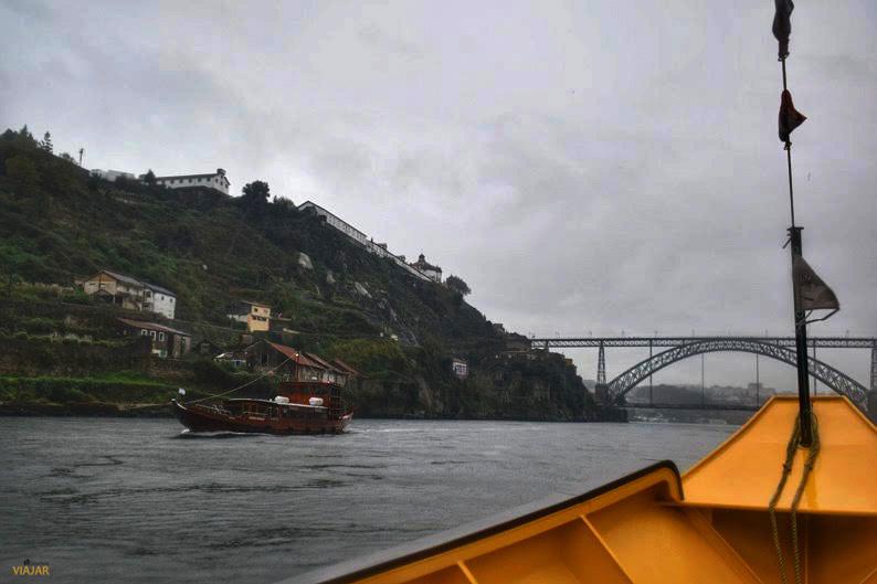 Crucero por el Duero. Oporto