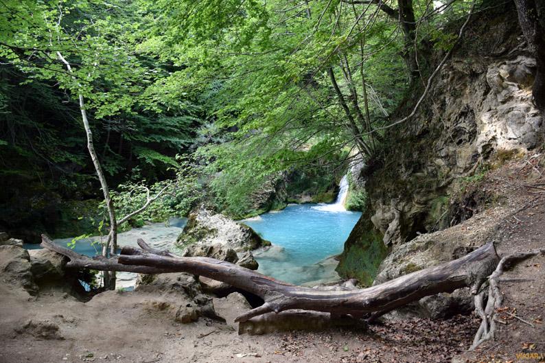Nacedero del Urederra, Parque Natural de Urbasa y Andia