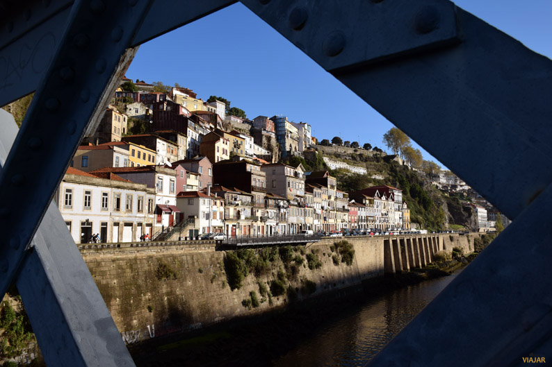 Oporto desde el Puente Don Luis