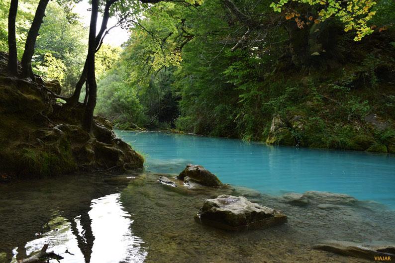Reserva natural Nacedero del Urederra