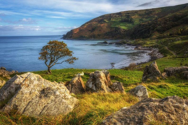 Bahía de Murlough, Condado de Antrim © Tourism Ireland